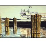 82 - ocracoke ferry, north carolina