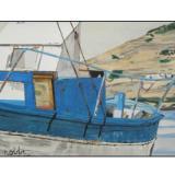 boat closeup