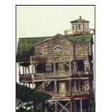 87 - typical outer banks house, north carolina