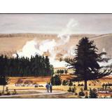 21 - geysers, yellowstone, wyoming
