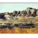3- badlands, south dakota