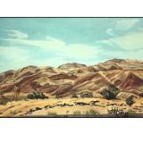 46 - desert mountains, california