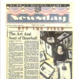 newsday, october 27, 2000