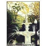 75 - forsythe park fountain, savannah, georgia